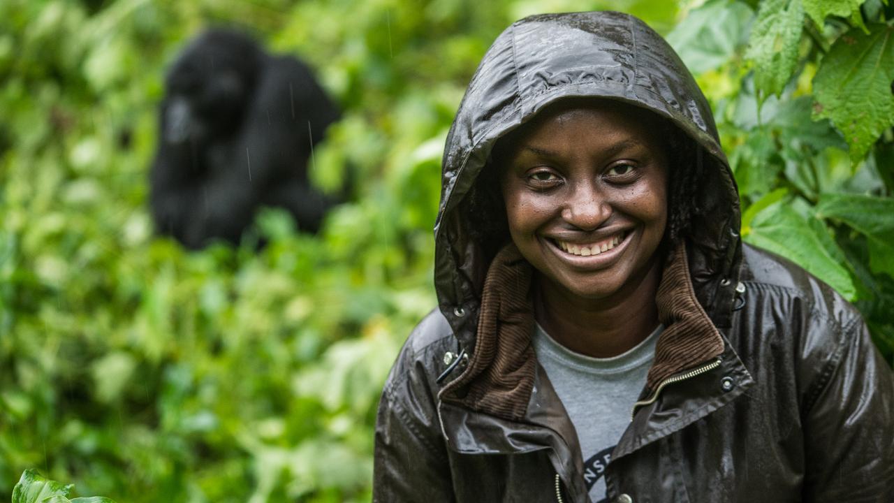 Dr Gladys Kalema-Zikusoka, Uganda