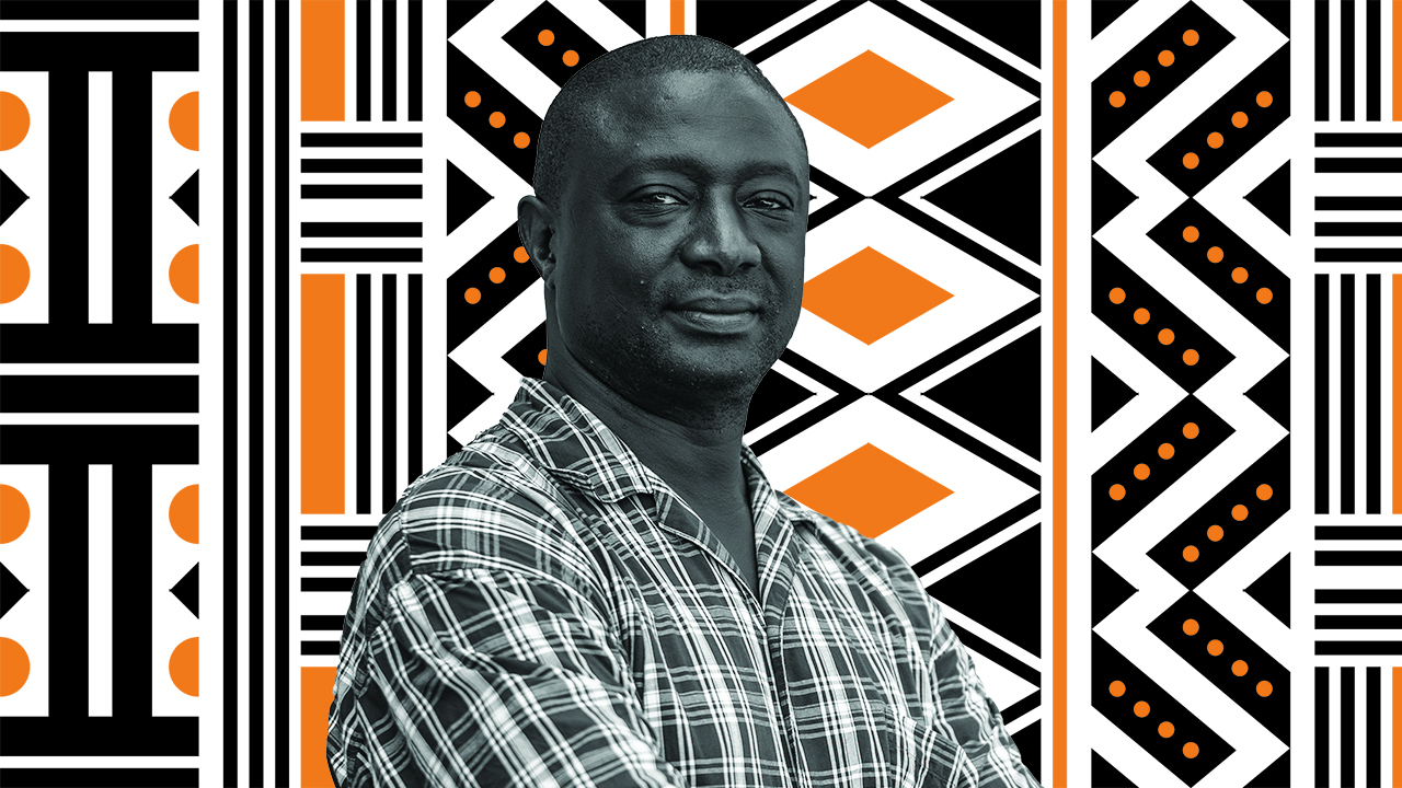 Tomas Diagne - Tusk Award for Conservation in Africa Winner 2019
