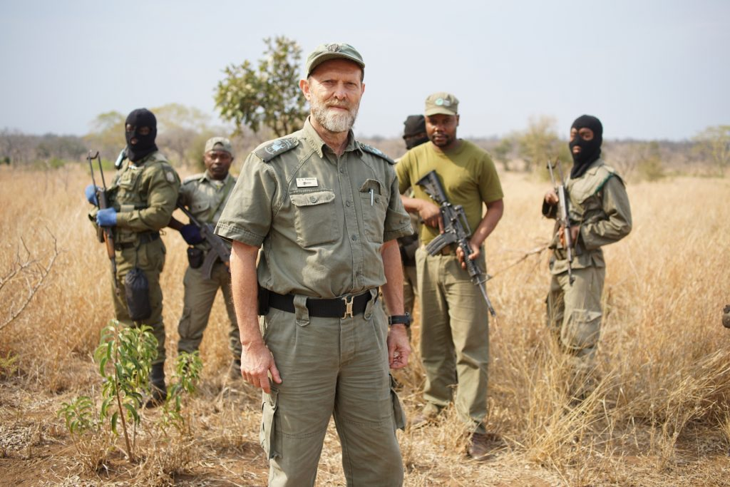 Dr Carlos Pereira - Prince William Award for Conservation in Africa Winner