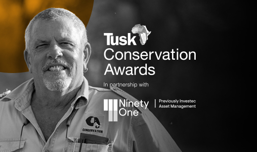 Ian Stevenson - Zambia - - Tusk Conservation Award Finalist