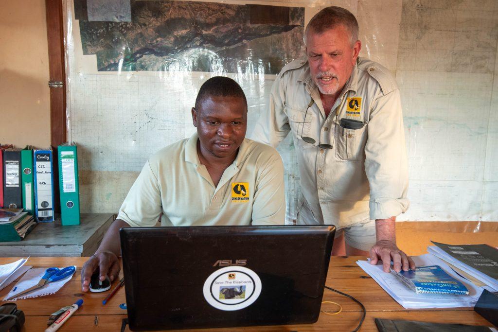 Ian Stevenson - Tusk Conservation Award Finalist 2020