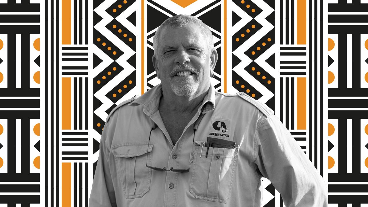 Ian Stevenson- Tusk Conservation Award Finalist