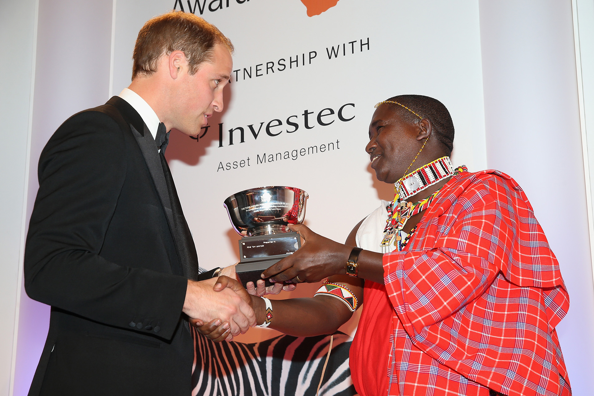 Tusk Conservation Award in Africa