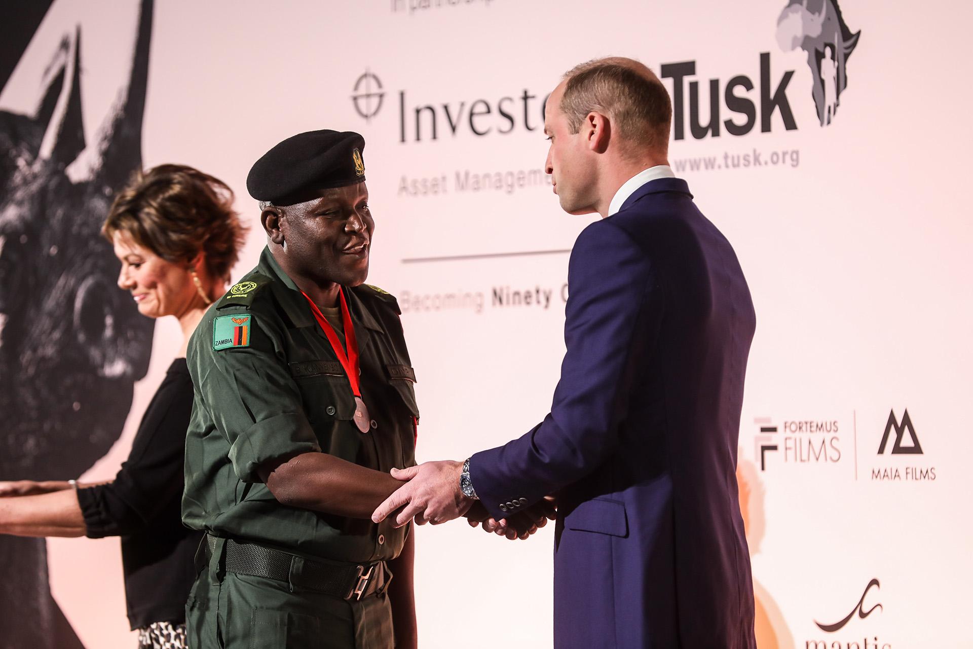 Tusk Wildlife Ranger Award