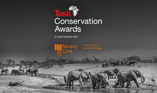 Tusk Conservation Awards 2021